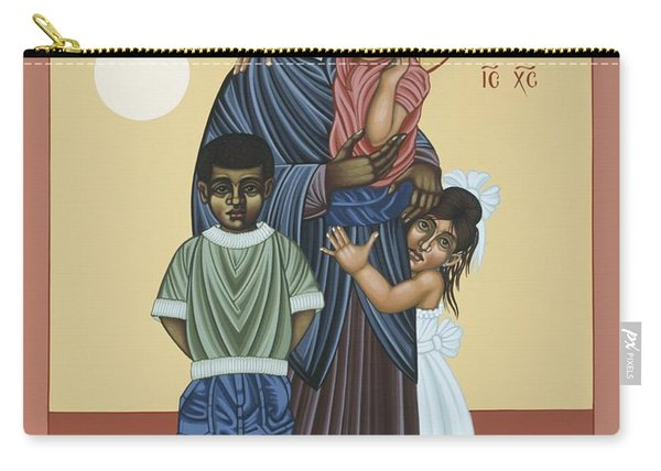 St. Josephine Bakhita Universal Sister 095 Carry-all Pouch