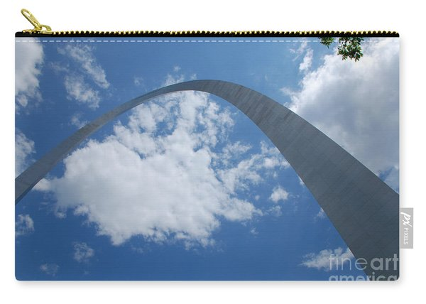 St. Louis Arch Carry-all Pouch