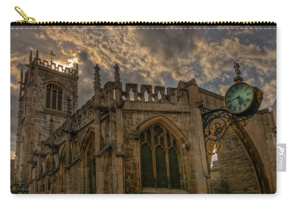 St Martin Coney Street In York Carry-all Pouch