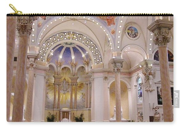St Marys Carry-all Pouch