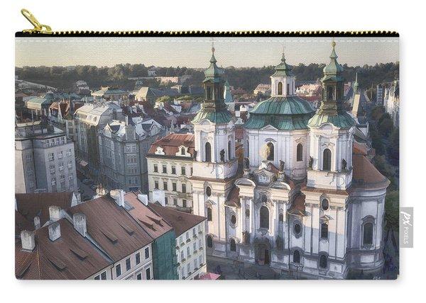 St Nicholas Prague Carry-all Pouch