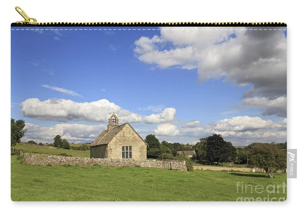St Oswalds Chapel Oxfordshire Carry-all Pouch