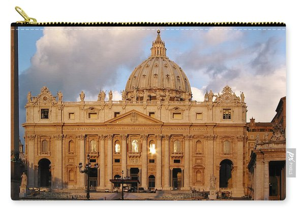 St. Peters Basilica Carry-all Pouch