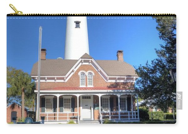 St. Simons Island Light Station Carry-all Pouch