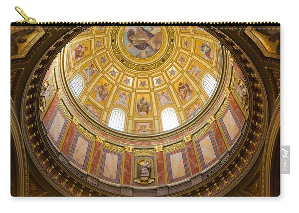 St. Stephen's Basilica Ceiling Carry-all Pouch