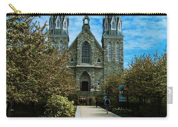 St Thomas Of Villanova Carry-all Pouch