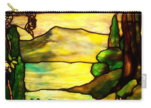 Stained Landscape 2 Carry-all Pouch