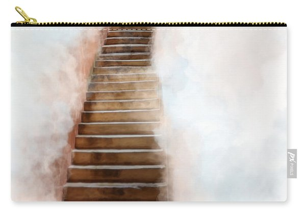 Stair Way To Heaven Carry-all Pouch
