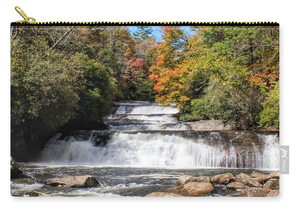 Stairway Falls Carry-all Pouch