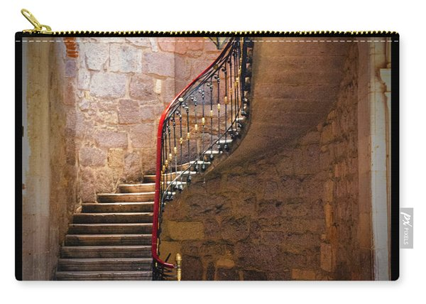 Stairway Of Light Carry-all Pouch