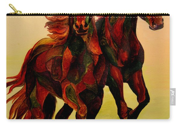 Stallions Carry-all Pouch
