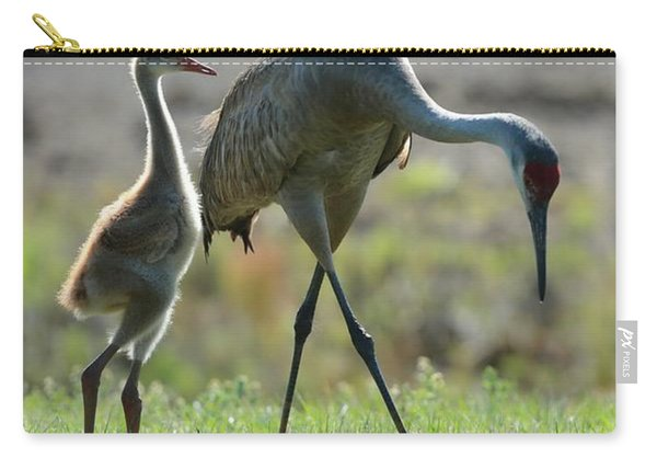 Standing Proud Carry-all Pouch