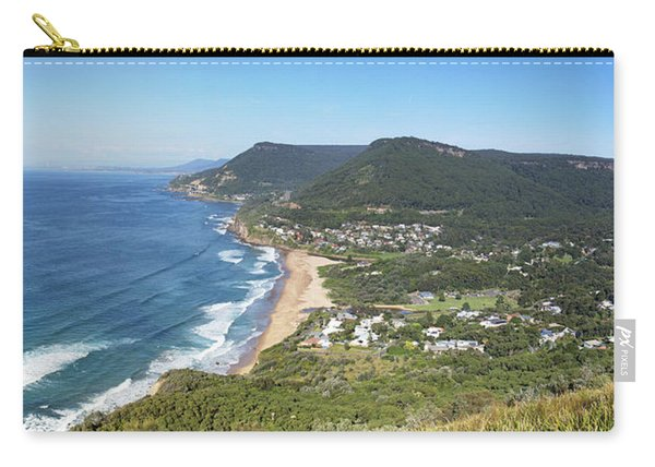 Stanwell Park Panorama Carry-all Pouch