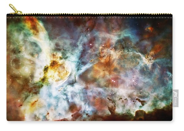 Star Birth In The Carina Nebula  Carry-all Pouch