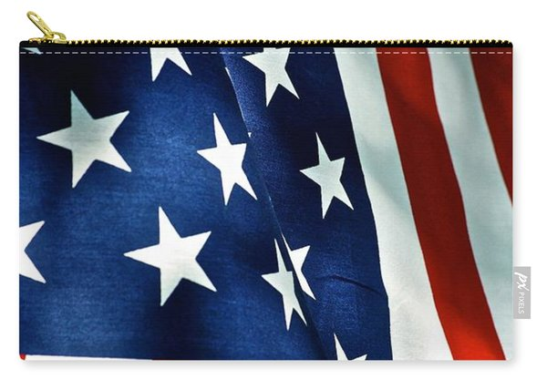 Star-spangled Banner Carry-all Pouch