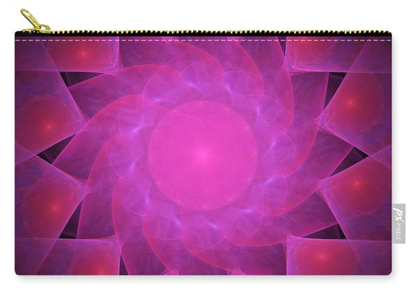 Star Swirl Carry-all Pouch