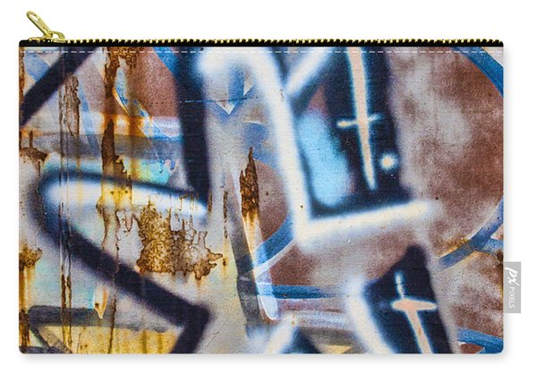 Star Train Graffiti Carry-all Pouch