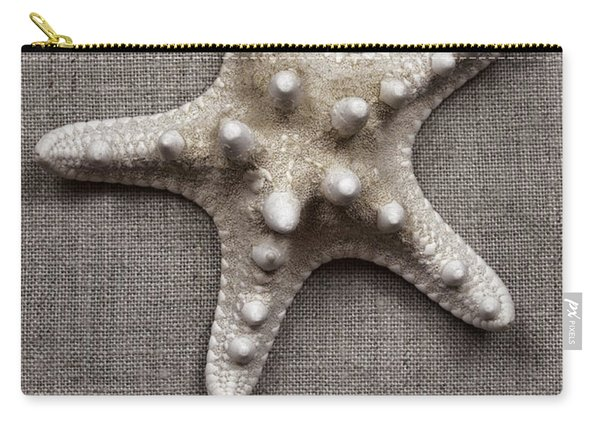 Starfish And Sticks Carry-all Pouch