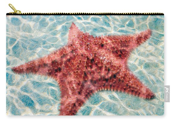 Stars In The Water Carry-all Pouch