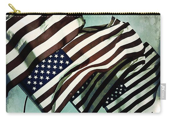 Stars N  Stripes Carry-all Pouch