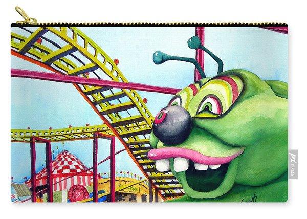 State Fair Caterpillar Carry-all Pouch