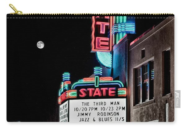 State Theater Carry-all Pouch