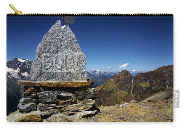Statue The Dom Carry-all Pouch