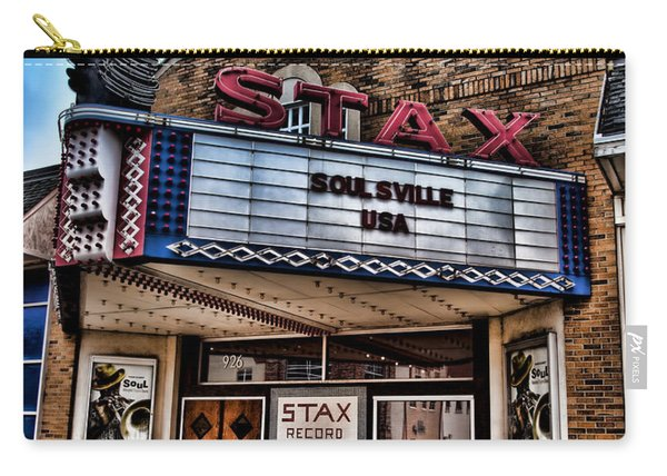 Stax Records Carry-all Pouch