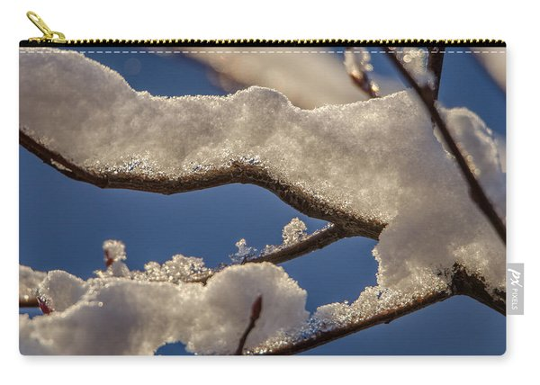 Staying Warm Carry-all Pouch