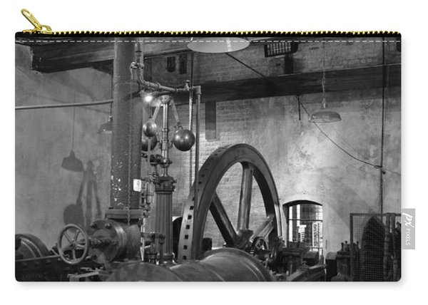 Steam Engine At Locke's Distillery Carry-all Pouch