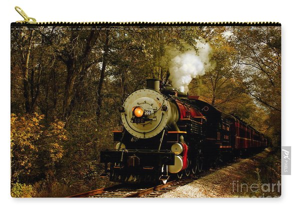 Steam Engine No. 300 Carry-all Pouch