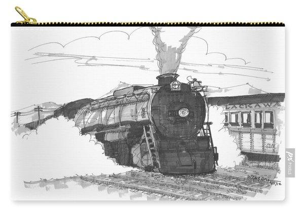 Steam Town Scranton Locomotive Carry-all Pouch