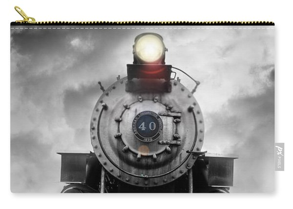Steam Train Dream Carry-all Pouch