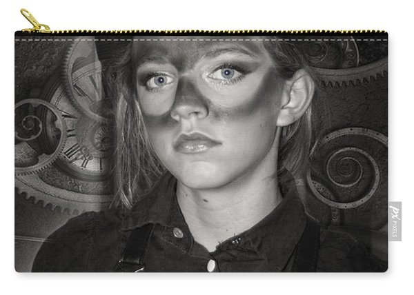 Steampunk Princess Carry-all Pouch