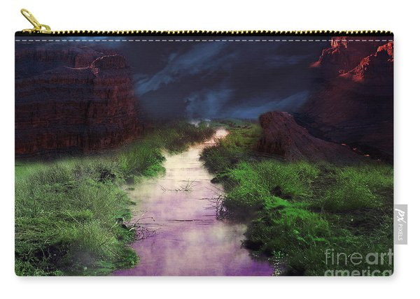 Steamy Creek Carry-all Pouch