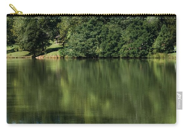 Steele Creek Park Reflections Carry-all Pouch