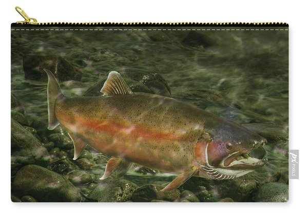Steelhead Trout Spawning Carry-all Pouch