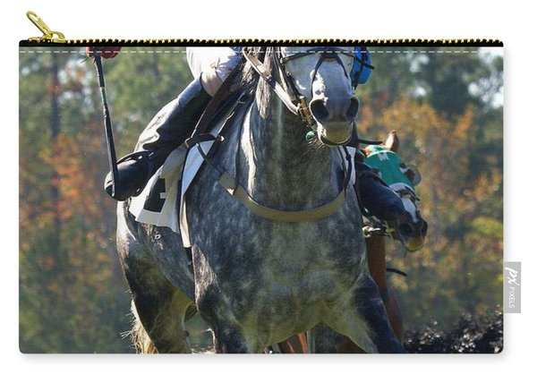 Steeplechase Carry-all Pouch