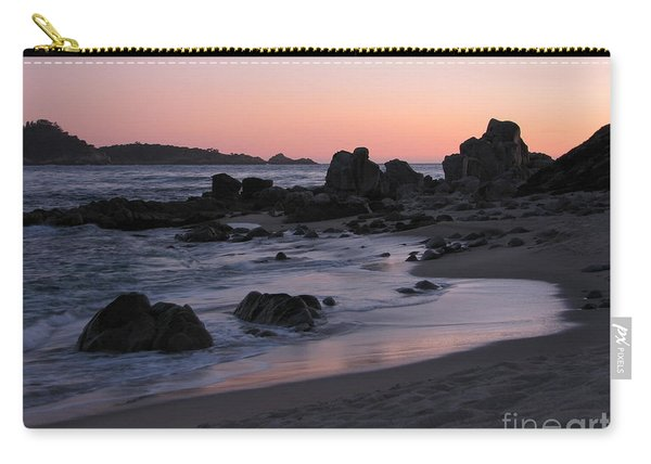 Stewart's Cove At Sunset Carry-all Pouch