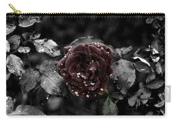 ...still A Rose Carry-all Pouch