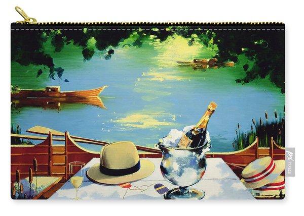 Still Life Regatta Carry-all Pouch