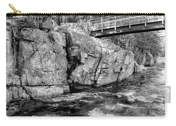 Stillness And Motion Carry-all Pouch