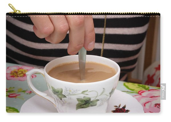 Stirring Tea  Carry-all Pouch