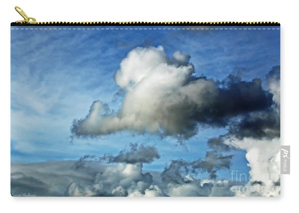 Storm Clouds Gathering Carry-all Pouch