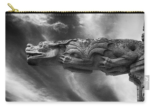Storm Dragon Carry-all Pouch