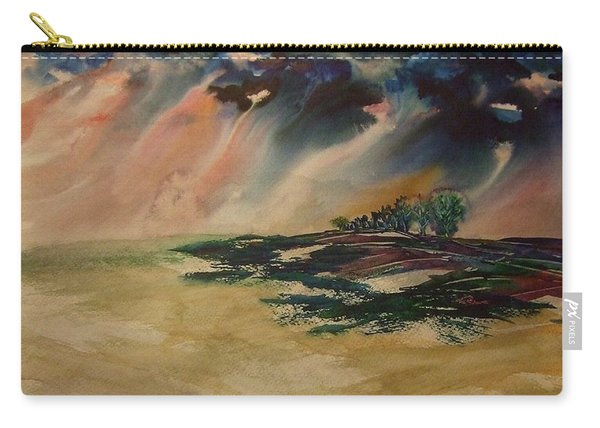 Storm In The Heartland Carry-all Pouch