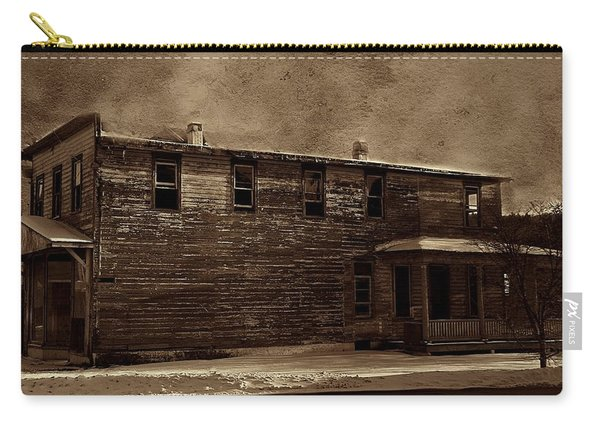 Storm Of 1888 Carry-all Pouch