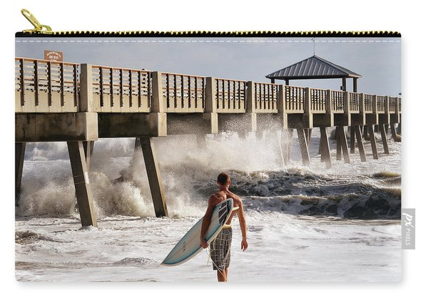 Storm Surfer Carry-all Pouch