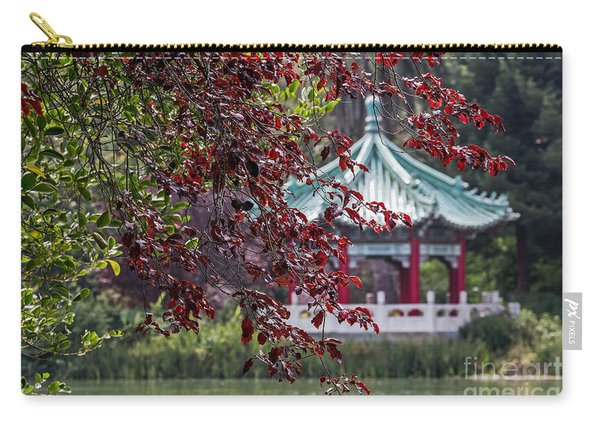 Stow Lake Pavilion Carry-all Pouch