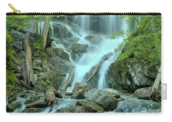 Streams Through The Trees Carry-all Pouch